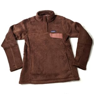 Patagonia Re-Tool Snap-T Fleece Pullover Jacket